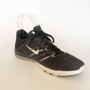 Nike Black running walking sneakers